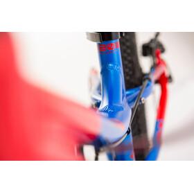 s'cool troX pro 20 7-S - Vélo enfant - rouge/bleu